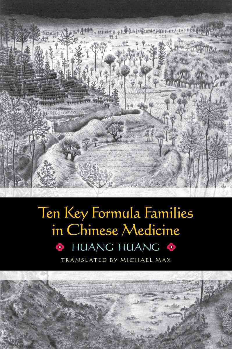 Ten Key Formula Families in Chinese Medicine By Huang, Huang/ Max, Michael (TRN)